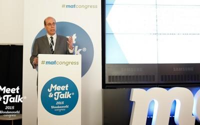 Sesión de inauguración del MeetandTalk Congress